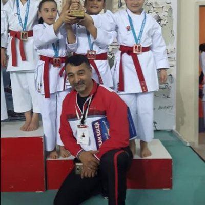 Şamdan Karate